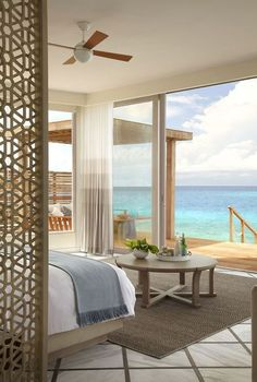 Bedrooms seaside bedroom, dream beach houses, home decor. Seaside Bedroom, Bedroom Decor, Master Bedroom, Airy Bedroom, Seaside Decor, Dream Bedroom, Bedroom Ideas, Coastal Homes, Coastal Living