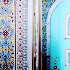 • throwback : pattern palace - sintra - portugal •