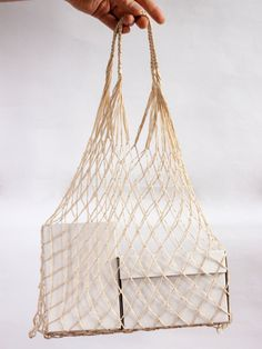 Compact mesh bag, Packing, Natural bag, Color selection, Shopping bag, Hand bag, Super compact bag, Avoska #SC4660