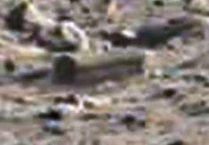 OVNI Hoje!…Caixão de defunto encontrado em Marte? - OVNI Hoje!...