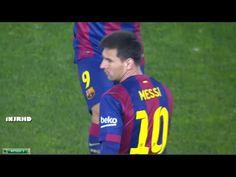 Lionel Messi vs Real Sociedad • La Liga • 4/1/15 [HD]