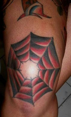 #traditional #traditionaltattoos #oldschool #oldschooltattoos #tattoo #tatuagem #webspider #teiadearanha