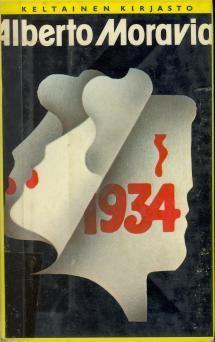 Vuosi 1934 | Kirjasampo.fi - kirjallisuuden kotisivu