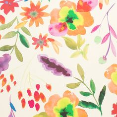 Splashy Floral Wrapping Paper Price $4.95