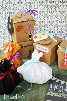 creative package gift ideas