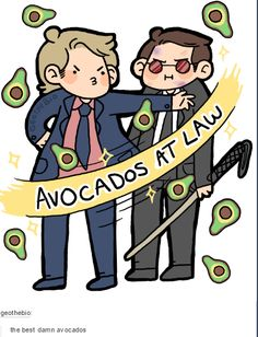 AVOCADOS | Greeting Card