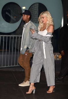 Kylie & Tyga out in NYC - September 7, 2016