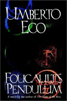 Foucault's Pendulum - First Edition