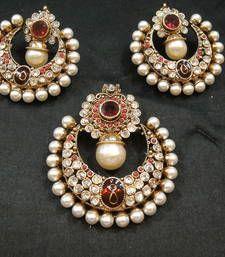 Buy Design no. 18B.1642....Rs. 1800 Pendant online