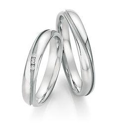 Eheringe 1470€ für beide Ringe (950 Platin)