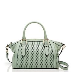 I guess I am into green nowadays? (Mercer isle small sloan from Kate Spade)