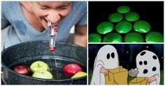Pumpkins aren't the only thing getting smashed this Halloween. Drinking games