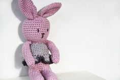 Hello Kitty, Dinosaur Stuffed Animal, Teddy Bear, Toys, Crochet, Animals, Character, Amigurumi, Activity Toys