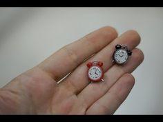 Будильник для кукол / Alarm clock for dolls - YouTube