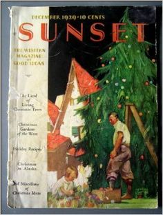Christmas Cover, Retro Christmas, Christmas Images, Sunset, Magazine Covers, Holiday, Google Search, Art, Art Background