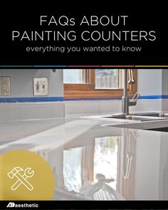 This post containing FAQs about painting countertops was originally published on my old blog, Designing Dawn, in September of 2015, but since I still get a ton of questions on the project and process, I'm…