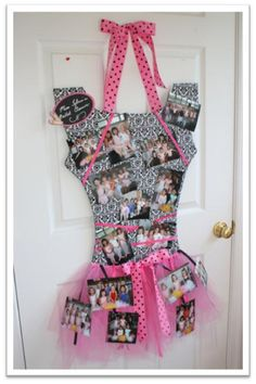 DIY Ballerina Tutu Message Board. I have to make this for my nieces!