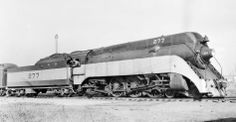 L&N RR 4-6-2 locomotive #277