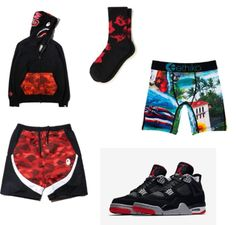 Dope Outfits For Guys, Swag Outfits Men, Punk Outfits, Tomboy Outfits, Trendy Outfits, Boys Fashion Dress, Teen Guy Fashion, Supreme Clothing, Hype Clothing