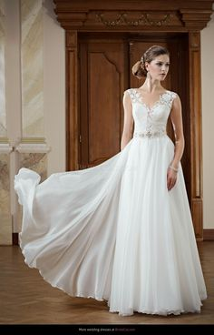 Lace Wedding, Wedding Dresses, Formal Dresses, Fashion, Bride Dresses, Dresses For Formal, Moda, Bridal Gowns, Formal Gowns