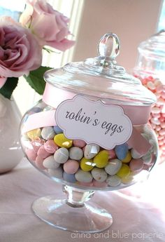 nesting baby shower ideas | Feather Her Nest Baby Shower Food Labels Place Cards PRINTABLE diy ...