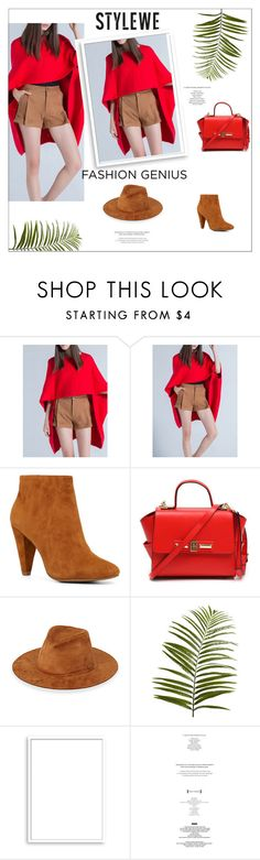 """stylewe 1."" by samra-sisic ❤ liked on Polyvore featuring ALDO, Brixton, Pier 1 Imports and Bomedo"
