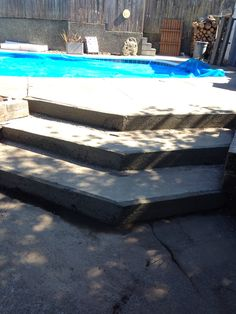 Also temporary steps but looks a million times better ...