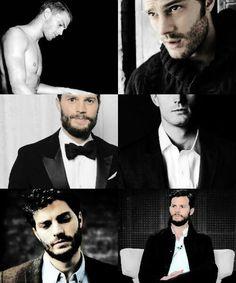 Jamie in black