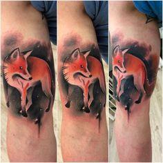 Inner arm fox @ getbambam