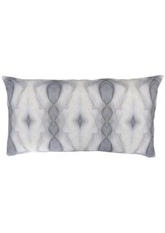 Pillow Pictured 18″ x 32″ inen/cotton blend pillow with 90/10 feather/down insert