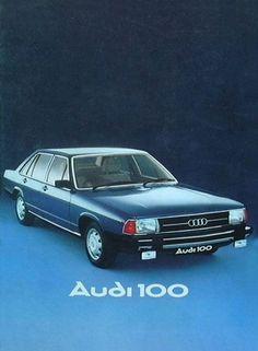 #Audi 100 #tradition