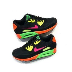 f6cae11980238 NIKE AIR MAX 90 NEON 314996-012  fashion  clothing  shoes  accessories   mensshoes  athleticshoes (ebay link)