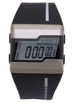 Price:$23.00 #watches Dunlop DUN-154-M01, This Dunlop timepiece is designed for the sporty man. It's size, ruggedness and multiple functions make it a great value. Blue Band, Sports Brands, Eyeglasses For Women, Black Stainless Steel, Yellow Black, Casio Watch, Digital Watch, Designing Women, Watches For Men