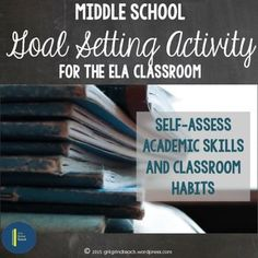 Help your students set meaningful goals for the coming year by having them self-assess their strengths and weaknesses in academics and classroom habits.