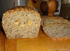 Chleb pszenno żytni na drożdżach 4 ziarna. - przepis ze Smaker.pl Banana Bread, Food, Recipies, Essen, Meals, Yemek, Eten
