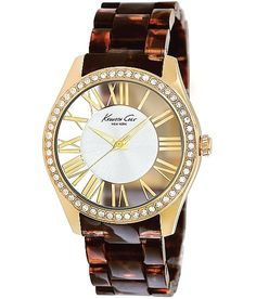 Buckle. Deer Park Town Center 847/438-6432 (Kenneth Cole Transparency Watch)