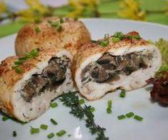 Menu Wędrowca Starego i nie tylko.: Kule mięsne z pieczarkami Calzone, Spanakopita, Sushi, Healthy Eating, Menu, Chicken, Dinner, Ethnic Recipes, Food
