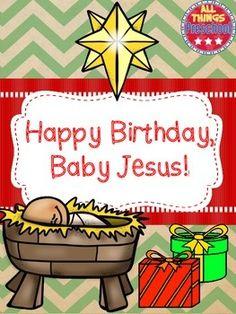 1000+ ideas about Happy Birthday Jesus on Pinterest  Nativity, Jesus ...