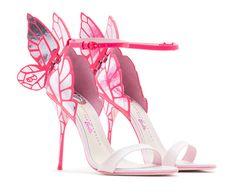 Sapatos Sophia Webster, Sophia Webster Shoes, Pretty Shoes, Beautiful Shoes, Cute Shoes, Me Too Shoes, Shoe Boots, Shoes Heels, Girls Shoes