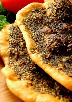 Lebanese Manouche | I Love These!!