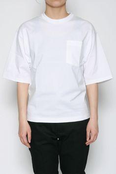BIG T-SHIRT - ビックTシャツ - HYKE(ハイク)、PHEENY(フィーニー)、ALLEGE 取り扱い通販サイト|stcompany
