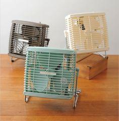 場所を選ばず使える扇風機。 BRUNO ブルーノ ミニファン | まとめのインテリア - デザイン雑貨とインテリアのまとめ