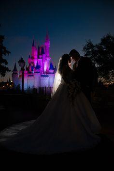 A fairy tale come true at Walt Disney World. Photo: Stephanie, Disney Fine Art Photography