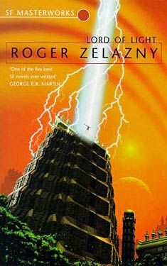 Roger Zelazny, Lord Of Light SF Masterworks Science Fiction (Not currently available on SF Gateway)