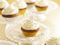 Weihnachts-Cupcakes - smarter - Zeit: 1 Std. | eatsmarter.de