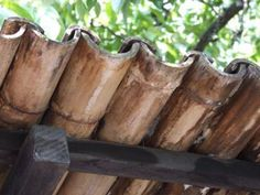 Bamboo roof anyone?
