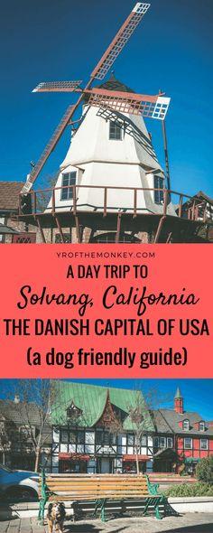 Dog Friendly Solvang