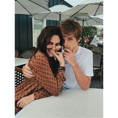 Alex Lange and Bailee Madison Cute Couples Goals, Couples In Love, Romantic Couples, Couple Goals, Romantic Gifts, Relationship Goals Pictures, Cute Relationships, Relationship Priorities, Couple Relationship