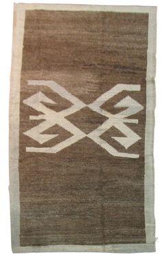 Vintage Turkish Tulu Rug - J Oriental Rugs