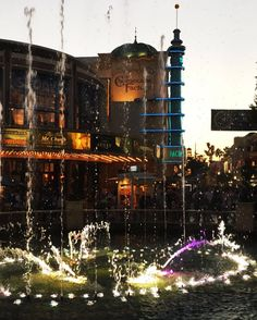 The Grove, Los Angeles